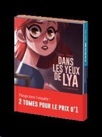 Pack Dans Les Yeux de Lya Tome 1 + Tome 2
