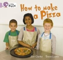 How to make Pizza (3-4 años)
