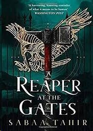 (3) A Reaper at the Gates
