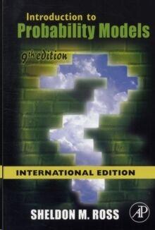 Introduction to Probability Models (ISE), 9ed. (POD)