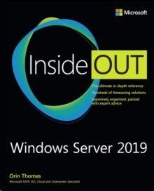 Windows Server 2019 Inside Out