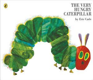 The Very Hungry Caterpillar - Big Board Book
