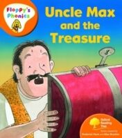Floppy's Phonics Stege 6: Uncle Max and the Treasure