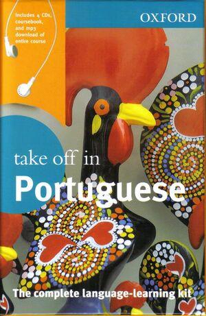 Take Off in Portuguese