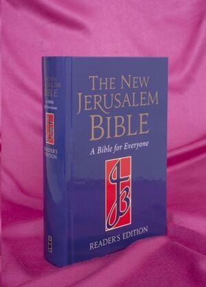The New Jerusalem Bible : NJB Reader's Bible