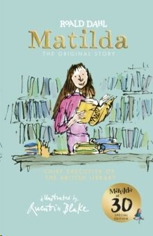 Matilda at 30: Chief Executive of the British Library