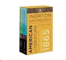 Norton Anthology American Literature 1 (A-B)