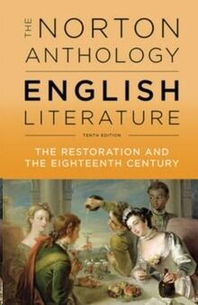Norton Anth. English Lit (C): 17-18 century