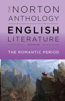 Norton Anth. English Lit (D): Romantic Period