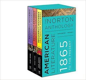 Norton Anthology American Literature 2 (C-D-E)