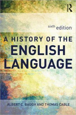 A History of the English Language, 6ed