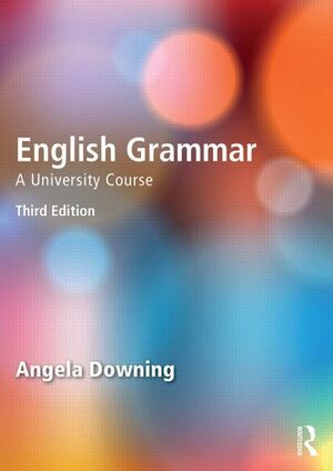English Grammar. A University Course