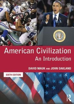 American Civilization, 6 ed rev.