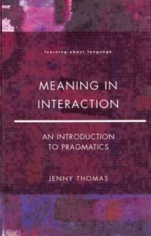 Meaning in Interaction (POD)