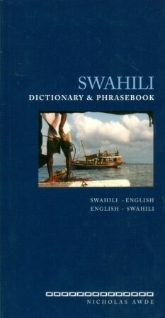 Swahili Dictionary and Phrasebook