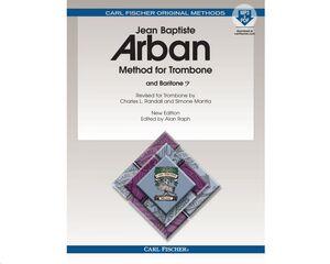 Arban Methode for Trombone and Baritone