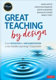 Great Teaching by Design:
