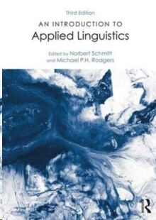 Introduction to Applied Linguistics, 3ed.