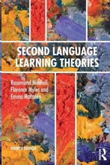 Second Language Learning Theories, 4ed. (POD)