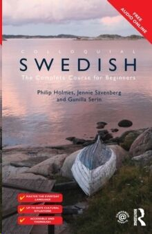 Colloquial Swedish:The Complete Course for Beginners