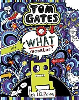 To Gates - What Monster? (8-12 años)