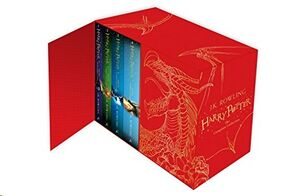 Harry Potter Boxed Set: The Complete Collection (Children's Hardback)