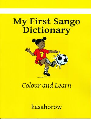 My First Sango Dictionary: