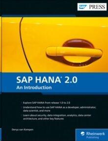 SAP HANA 2.0 : An Introduction