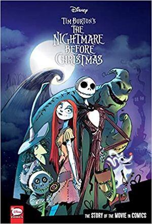 Tim Burton's Disney The Nightmare Before Christmas: