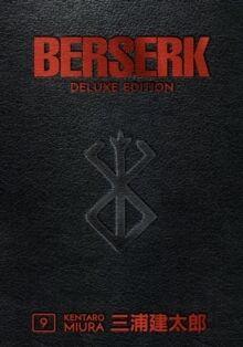 Berserk Deluxe Volume 9