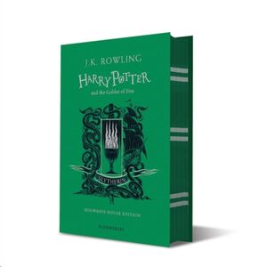 H P 1: The Philosopher's Stone (Slytherin ed.)