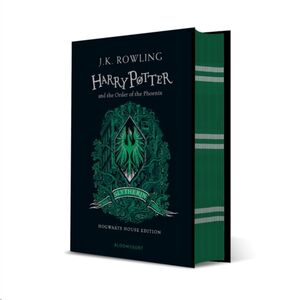 H P 5 Harry Potter and the Order of the Phoenix - Slytherin Edition