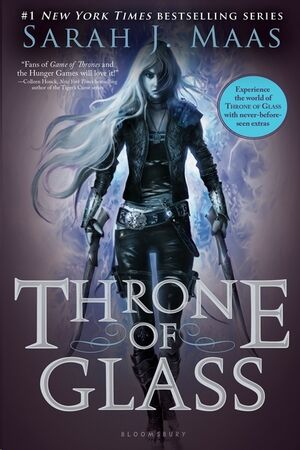 (1) The Throne of Glass
