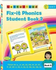 Fix-it Phonics - Level 2 - Student Book 2