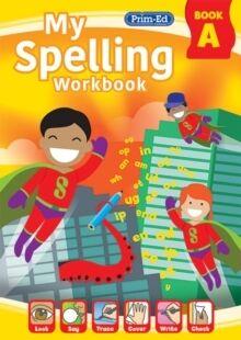 My Spelling Workbook Book A : 1