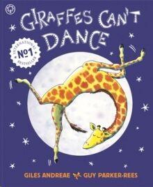 Giraffes can't dance  (0-5 años)
