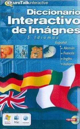 Dicc. interactivo de imágenes multilingüe (CD-ROM)
