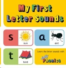 Jolly Phonics My First Letter Sounds: