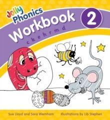 Jolly Phonics Workbook 2 : in Precursive Letters