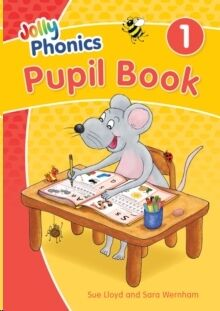 Jolly Phonics Pupil Book 1 in Precursive Letters