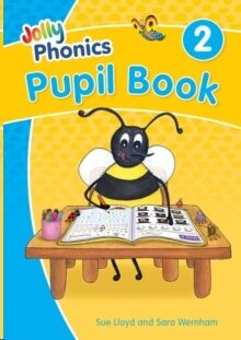 Jolly Phonics Pupil Book 2: in Precursive Letters