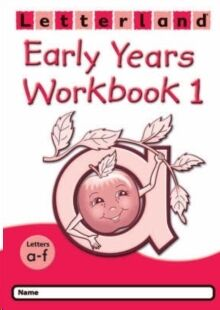 Early Years Workbooks: No:1-4