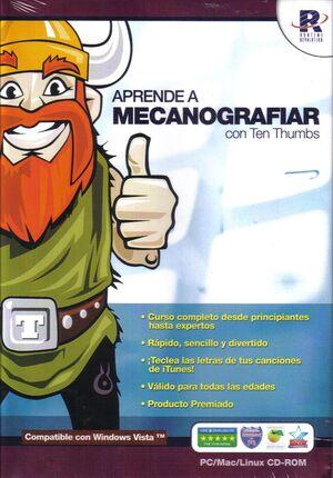 Ten Thumbs - Aprende a Mecanografiar