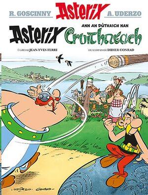 Asterix 35: Asterix ann an Duthaich nan Cruithneach (Gaélico)