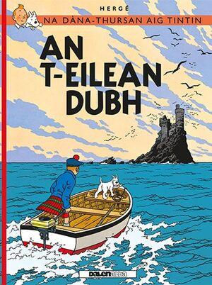 Tintin 07 / An t-Eilean Dubh (Gaélico)