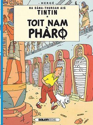 Tintin 04 / Toit Nam Pharo (Gaélico)