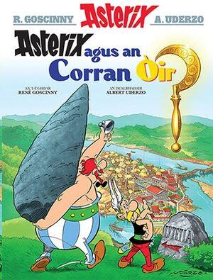 Asterix 02: Asterix Agus an Corran OIr (Gaélico)