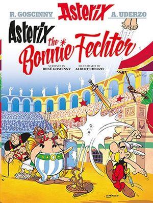 Asterix 04: Asterix the Bonnie Fechter (Escocés)