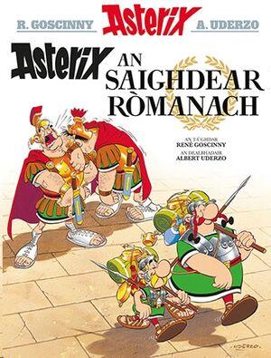 Asterix 10: An Saighdear Romanach (Gaélico)