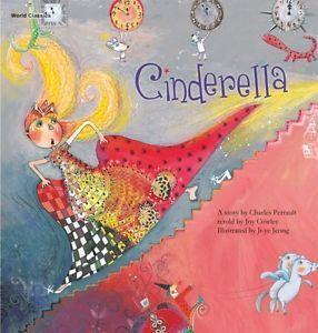 Cinderella - (4-6 años)